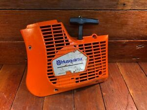 Partner Husqvarna K750 K760 Oem Used Starter Cover Recoil Cut off Concrete Saw 1