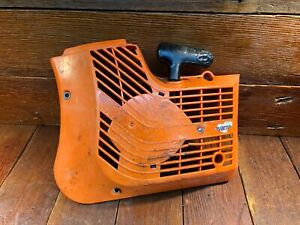 Partner Husqvarna K750 K760 Oem Used Starter Cover Recoil Cut off Concrete Saw 2