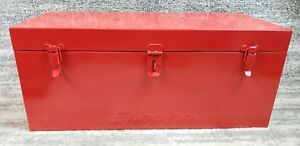 Snap On Portable Carry Tool Box With Tray Red Snap On Hand Tool Box No Handle