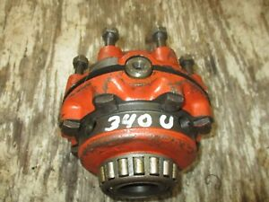 Farmall 340 Utility Differential Spider Planetary Gears Assembly Antique Tractor