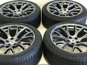 20 20 Inch Oem Factory Dodge Challenger Charger Hellcat Set Wheels Tires