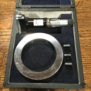 Bowers Hole Micrometer Bore Gauge Gage 3 4