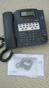 4 line Qwest Intercom Business Phone hac Nsq412 no Adapter