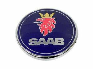 Genuine 13vb67j Emblem Fits 2003 2007 Saab 93 Sedan Trunk Emblem Trunk Emblem