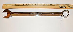 27 Mm Armstrong Usa Full Polish Long Pattern Combination Wrench 12 Point 52 227