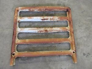 International Farmall 560 460 Front Bar Grill Panel Antiquetractor
