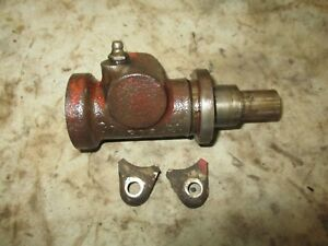 Ih Farmall 560 Diesel Working Tachometer Drive Assembly Tach Antiquetractor