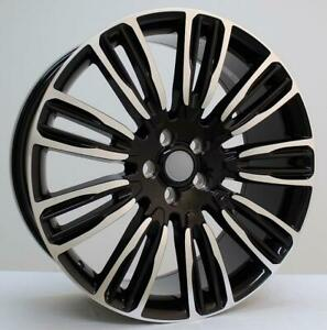 21 Wheels For Land range Rover Hse Sport Supercharged Lr3 Lr4 21x9 5