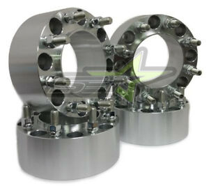 8x170 Wheel Spacers 3 Inch 75mm 8 Lug Adapters Ford Superduty Excursion