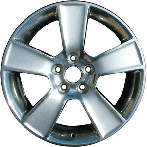 03647 Factory Oem Reconditioned Wheel 18x8 5 Polished 2006 2009 Ford Mustang