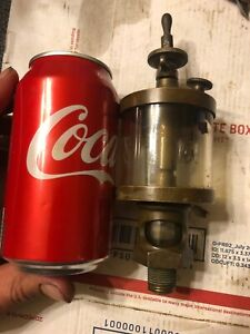 American Lubricator Co Cylinder Oiler Hit Miss Engine