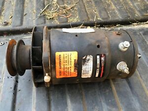 Ih Farmall International 12v Generator Off Running Tractor