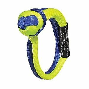 Bubba Rope Bubba Rope Gator Jaw Pro Synthetic Shackle 176745pro 176745pro
