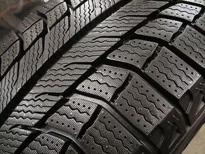 Almost New 1 One Michelin X ice Xi2 X green 215 60 r17 M s 96t 215 60 17 1206