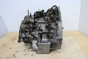 1998 1999 2000 2001 2002 Honda Accord 4 Cyl Transmission Jdm F23a Trans 98 02