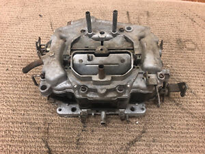 Mopar Carter Thermoquad 4bbl Carb 6518s 74 77 440 850cfm Used Z2180