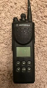 Motorola Xts3000 800mhz W Battery And Antenna
