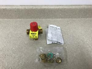 Watts 1170 m2 Hot Water Temperature Control Valve New