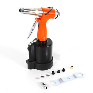 Air Pop Rivet Hydraulic Rivet Nut Riveter Gun Tools Pneumatic Riveter Sets 16mm