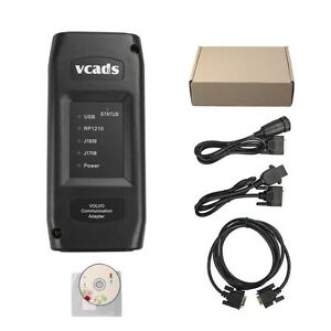 New For Volvo Truck Diagnostic Tool Volvo Vcads Pro V2 40 With Multi Languages