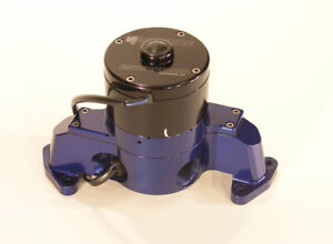 Meziere Sbf Electric Water Pump Blue 94 Up 5 0 5 8l P N Wp173b
