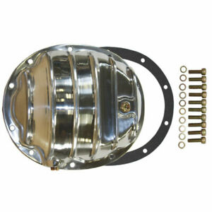 Specialty Chrome Differential Cover Dana 35 10 Bolt P N 4908kit