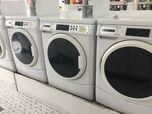 Coin Operated Maytag Front Load Washer Mhn30pdbww0 excellent Condition 2 Avail