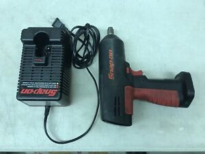 Snap On Ct3850 Cordless 1 2 Drive Impact With Charger