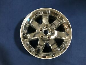 Jeep Liberty 2008 2009 2010 2011 2012 2013 18x8 Chrome Clad Oe Wheel Rim 9102