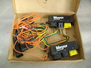 Meyer 07115 Control Module Snow Plow Pump Headlight Controller