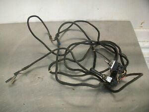 Meyer Toggle Switch Controller Harness Snow Plow Pump