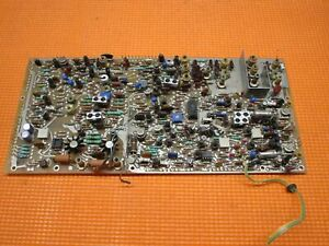 Tektronix Replacement Vertical Amp Amplifier Circuit Board 670 3485 01 tested