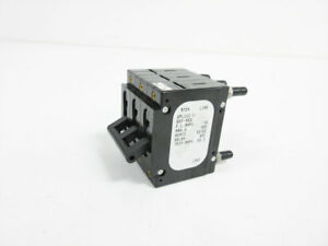 Airpax Upl111 1 65f 453 Circuit Breaker 45a 250v 45 A 250 A 50 Or 60 Hz