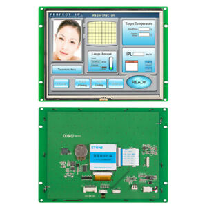 8 0 Inch Hmi Touch Screen Tft Lcd Module With Embedded System For Game Machine