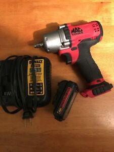 Mac Tools 3 8 Drive 12v Lithium Ion Cordless Impact Wrench Bwp038 L k