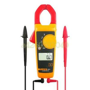 Fluke 302 Ac 400a Digital Clamp Meter Ac dc Voltage Tester With Ohm