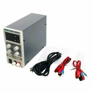 Kps3010d 0 30v 0 10a Adjustable Digital Switching Dc Power Supply For Lab