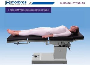Surgical Ot Table Tmi 1202el C arm Compatible Electric Ot Table