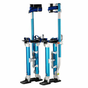 Pentagon Tool Professional 18 30 Blue Drywall Stilts Highest Quality Used Once