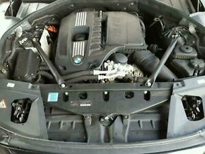 105k Mile Bmw 740i Engine 3 0l Twin Turbo 11 12 Motor Freeship Warranty Oem