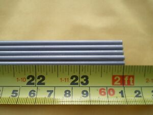 15 Pcs Stainless Steel Round Rod 304 1 8 125 3 24mm X 24 Long