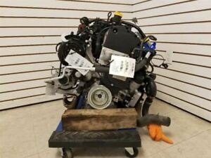 14 17 Fiat 500 Engine Complete Assembly 24k Miles 1 4l Turbo 68212068aa