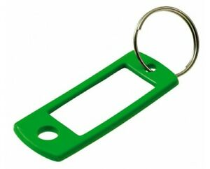 Lucky Line 16900 Key Tag With Ring Asst 200 Per Display Box