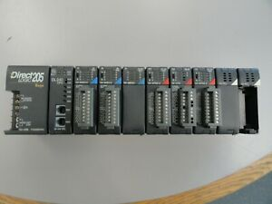 Direct Logic 205 Koyo D2 09b Dl240 Cpu 2 d2 16nd3 2 And More