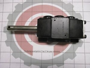 Rebuilt Outer Spring 4 Way Valve For Coats Tire Changers 8181986