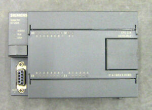 Siemens Plc S7 224 14i 10rly Out