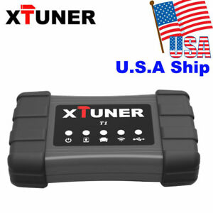 Usa Ship No Tax Xtuner T1 Heavy Duty Trucks Diesel Auto Diagnostic Scanner Tool
