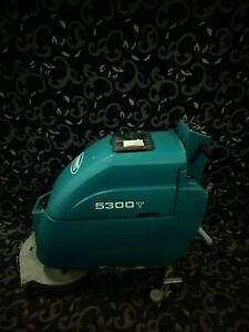 Tennant 5300 20 Floor Scrubber With New Batteries And Free Shipping