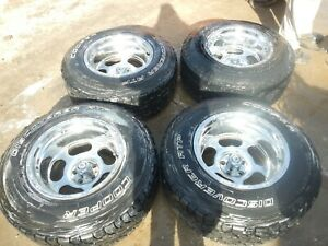Jeep Wrangler Wheels And Tires 87 98