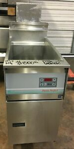 Pitco Frialator Pg14d Natural Gas Commercial Pasta Cooker
